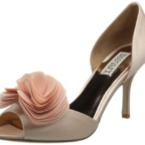 Badgley Mischka Thora D'Orsay Pump Pink Color