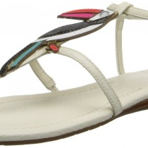 Kate Spade Toucan Dress Sandal Cream
