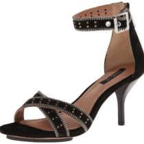 Rachel Zoe Nicolette Dress Sandal Black