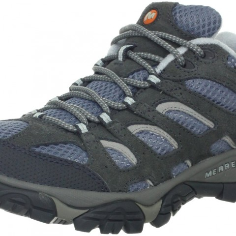Merrell Moab Ventilator Hiking Shoe Smoke Color