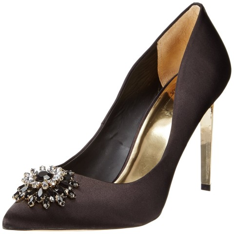 Ted Baker Annabilla High Heel Pump Black Color