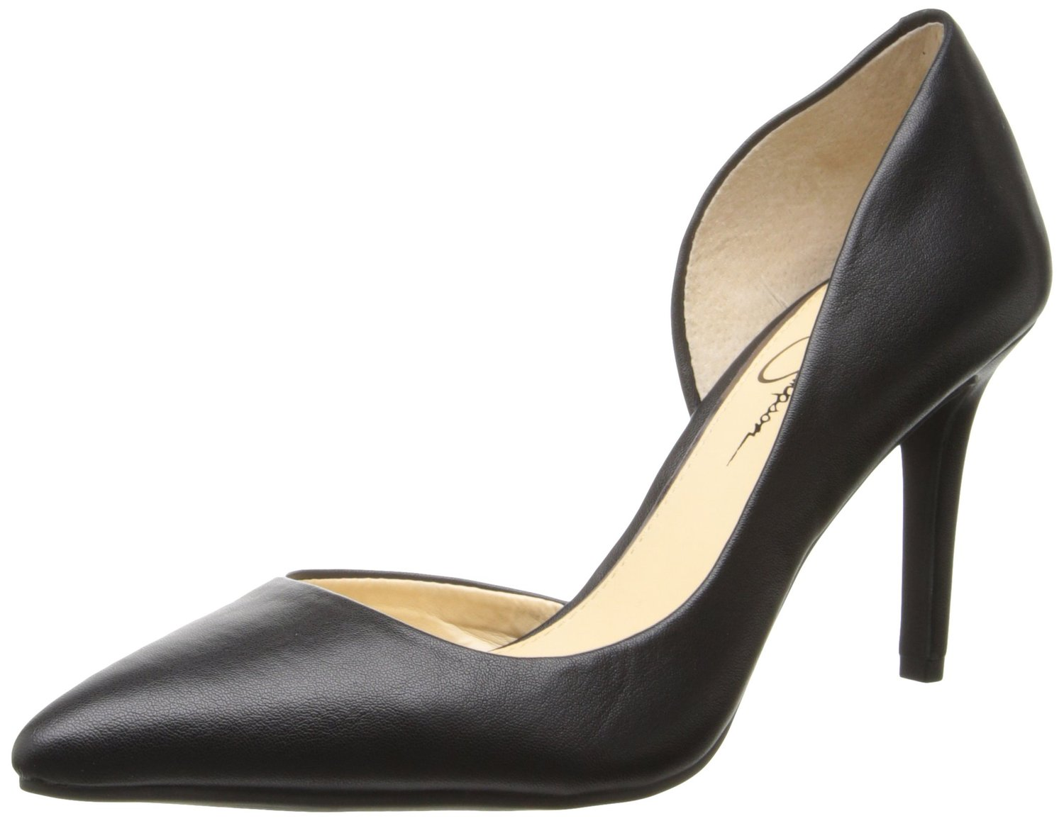 Jessica Simpson S Lacewell D Orsay Comfort Pump