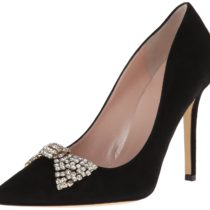 Kate Spade Lissie Special Occasion Dress Pump Black Color