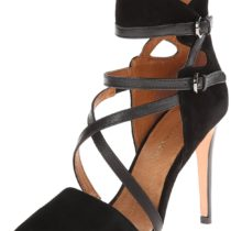 Rebecca Minkoff Raz High Heel Pump Black Color