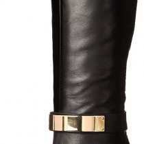 Sam Edelman Klara Over the Knee High Riding Boot Black Color