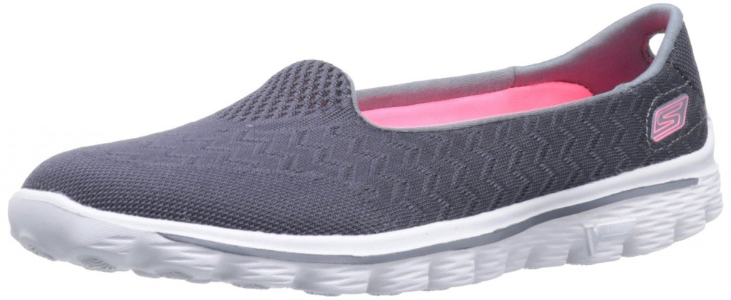 Skechers Go Walk 2 Axis Fashion Sport Shoes Top Heels Deals