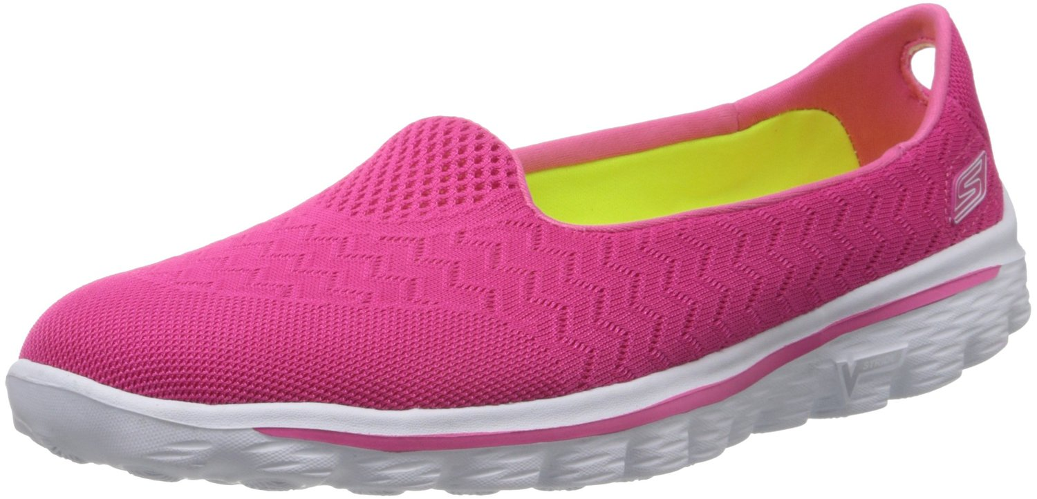 Skechers Go Walk 2 Axis Fashion Sport Shoes