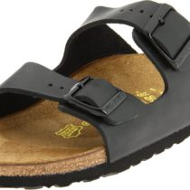 Birkenstock Unisex Arizona Sandal in Black Color