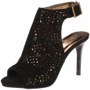 Carlos Santana Bacchus Suede Dress High Heel Sandal