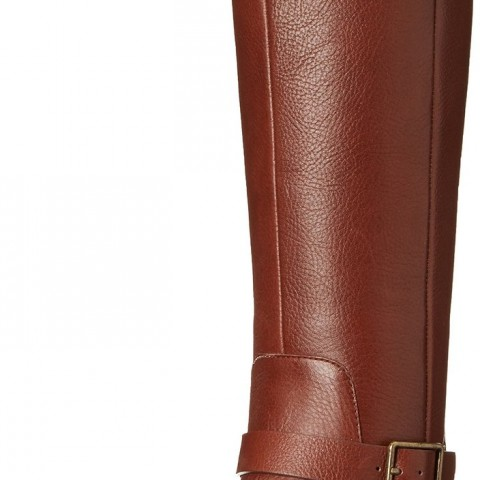 Cole Haan Kenmare Tall Riding Boot in Harvest Brown Color