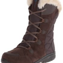 Columbia Ice Maiden II Winter Boot in CordovanSiberia Color