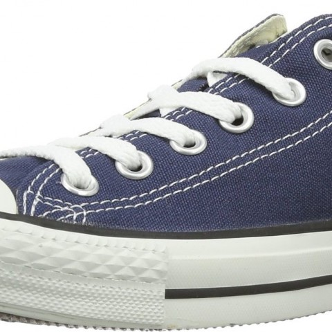 Converse Unisex Chuck Taylor Classic Colors Sneaker in Navy Color