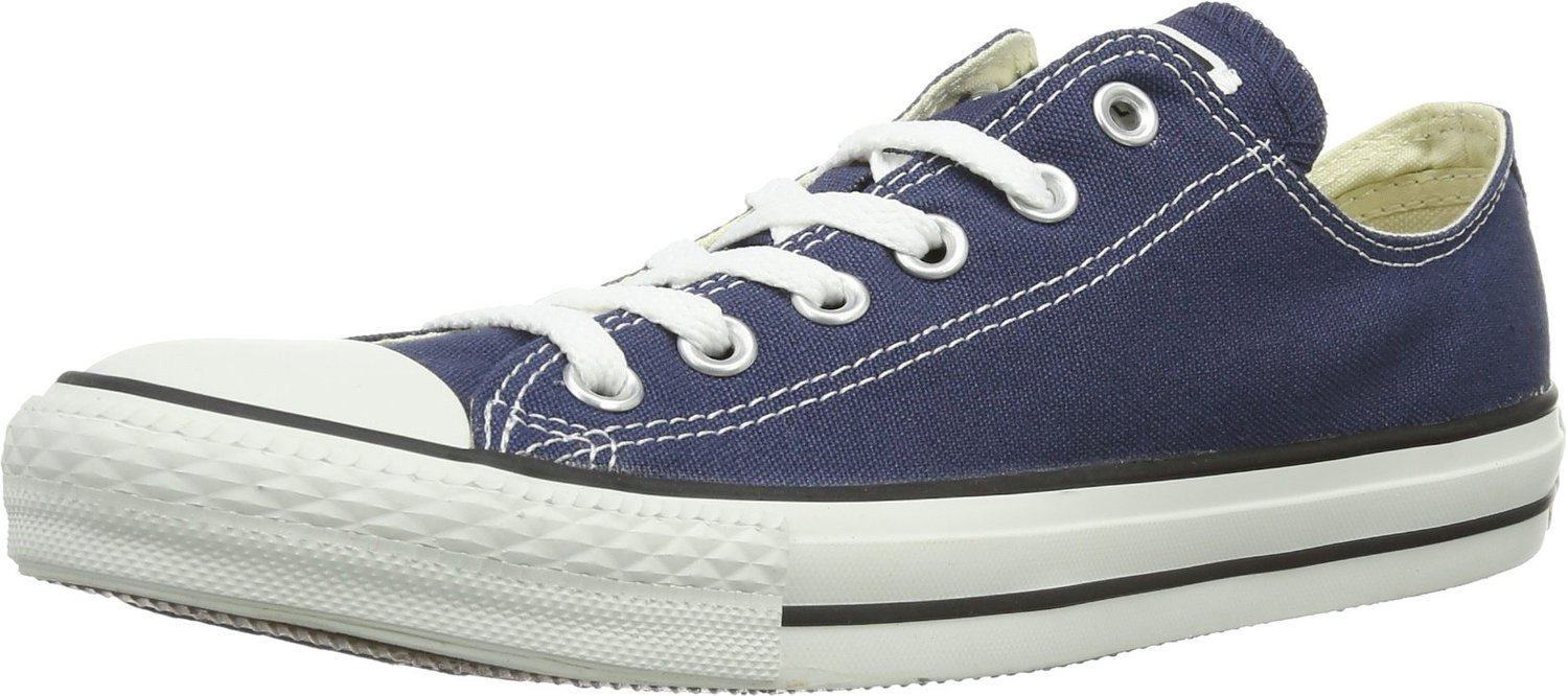 aad951ab2de25b Converse Unisex Chuck Taylor Classic Colors Sneaker in Navy Color
