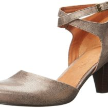 Gentle Souls Raven Comfort Dress Pump Chocolate Color