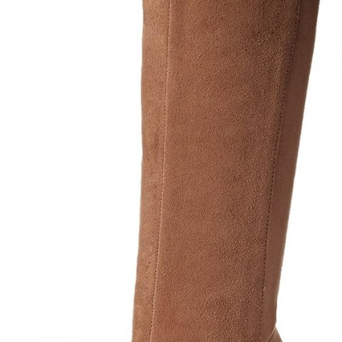 Jessica Simpson Avalona Dress Boot in Totally Taupe Color