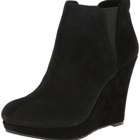 Jessica Simpson Cavanah Boot in Black Color
