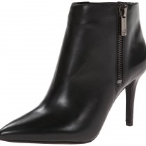 Jessica Simpson Lafay Boot in Black Leather Color
