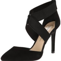 Jessica Simpson Venita Dress Pump in Black Color