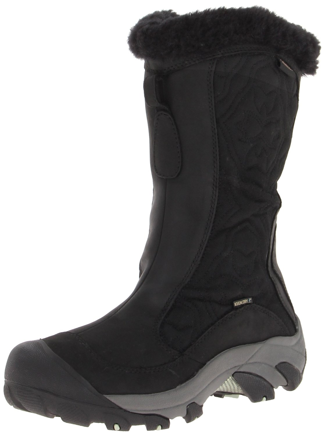 keen betty ii waterproof mid calf high snow boot. Black Bedroom Furniture Sets. Home Design Ideas