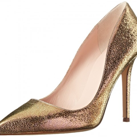 Kate Spade Larisa High Heel Dress Pump Rose Gold Color