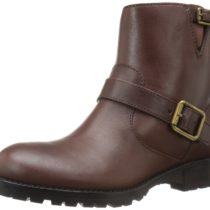 Marc by Marc Jacobs Ankle Buckle Boot in Dark Brown Color