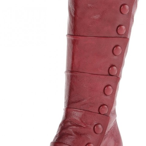 Miz Mooz Amelia WC Equestrian Boot in Red Color