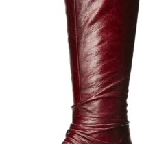 Miz Mooz Bonnie WC Riding Boot in Red Color