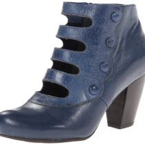 Miz Mooz Debra Boot in Navy Color