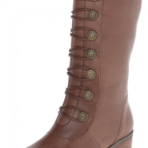 Miz Mooz Normandy Riding Boot in Brown Color