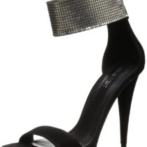 Nine West Anticdote Dress Sandal in Black Color