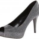 Nine West Camya Fabric High Heel Platform Pump