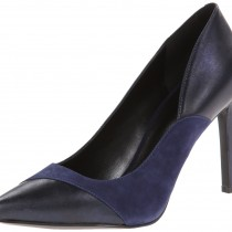 Nine West Caviar Dress Pump Navy Color
