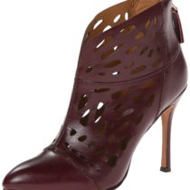 Nine West Darenne Boot in Dark Purple Color