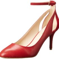 Nine West Educate Dress Pump in RedRed Color
