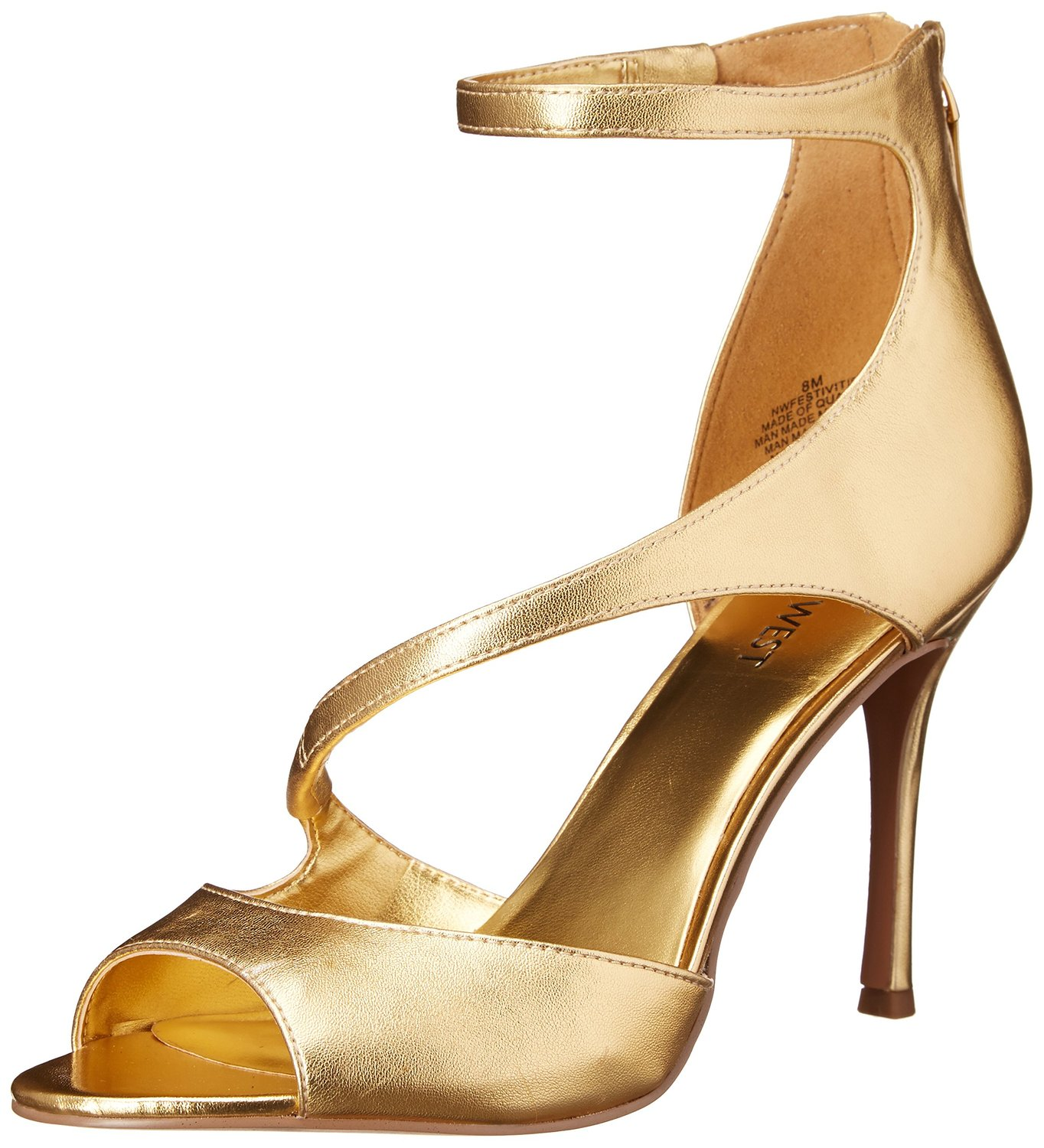 great look top quality where can i buy Nine West Festivitie High Heel Dress Sandal