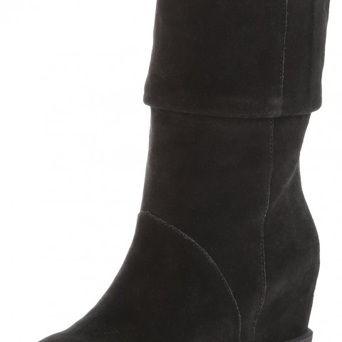 Nine West Garnett Knee High Boot in Black Color