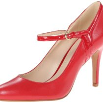 Nine West Garrie Dress Pump in Red Color