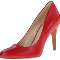 Nine West Gohawk Dress Pump in Red Color