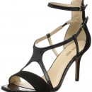 Nine West Guppy Leather Suede Dress Sandal
