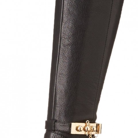 Nine West Hughes Harness Boot in Black Color