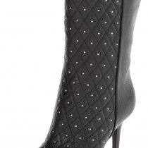 Nine West Jolanda Western Boot Black Color