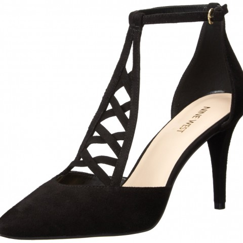 Nine West Primadona Dress Pump in Black Color