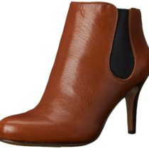 Nine West Rallify Boot in Cognac Color