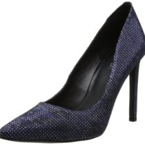 Nine West Tatiana-S Dress Pump in Blue Multi