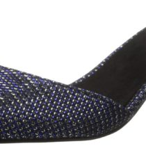 Nine West Yala-S Dress Sandal in Blue Multi Color