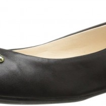 Nine West Zaba Ballet Flat in Black Mult Color