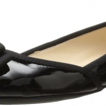 Nine West Ziabella Ballet Flat in Black Color