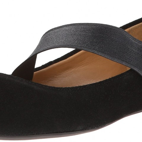 Nine West Zowne Ballet Flat in Black Color