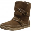 Roxy Berlin Ankle High Leather Snow Boot