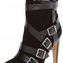Sam Edelman Kenny Boot in Black Color